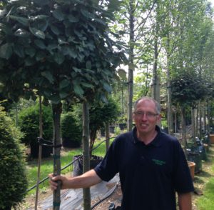 Paul – Nursery Manager, Sales and Production