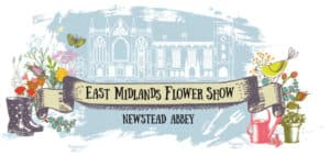 East Midlands Flower Show Newstead Abbey