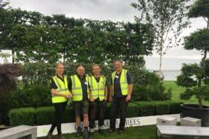 Green Mile Trees Team 2018